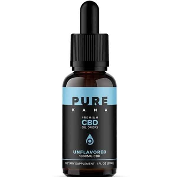 PureKana Natural CBD Oil 1000mg Review