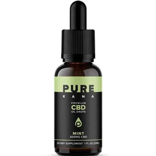 PureKana Mint CBD Oil 300mg Review