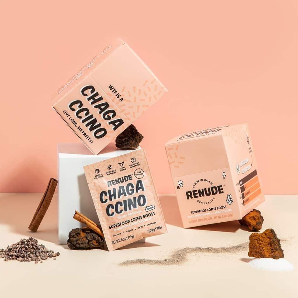 Renude Chagaccino Review