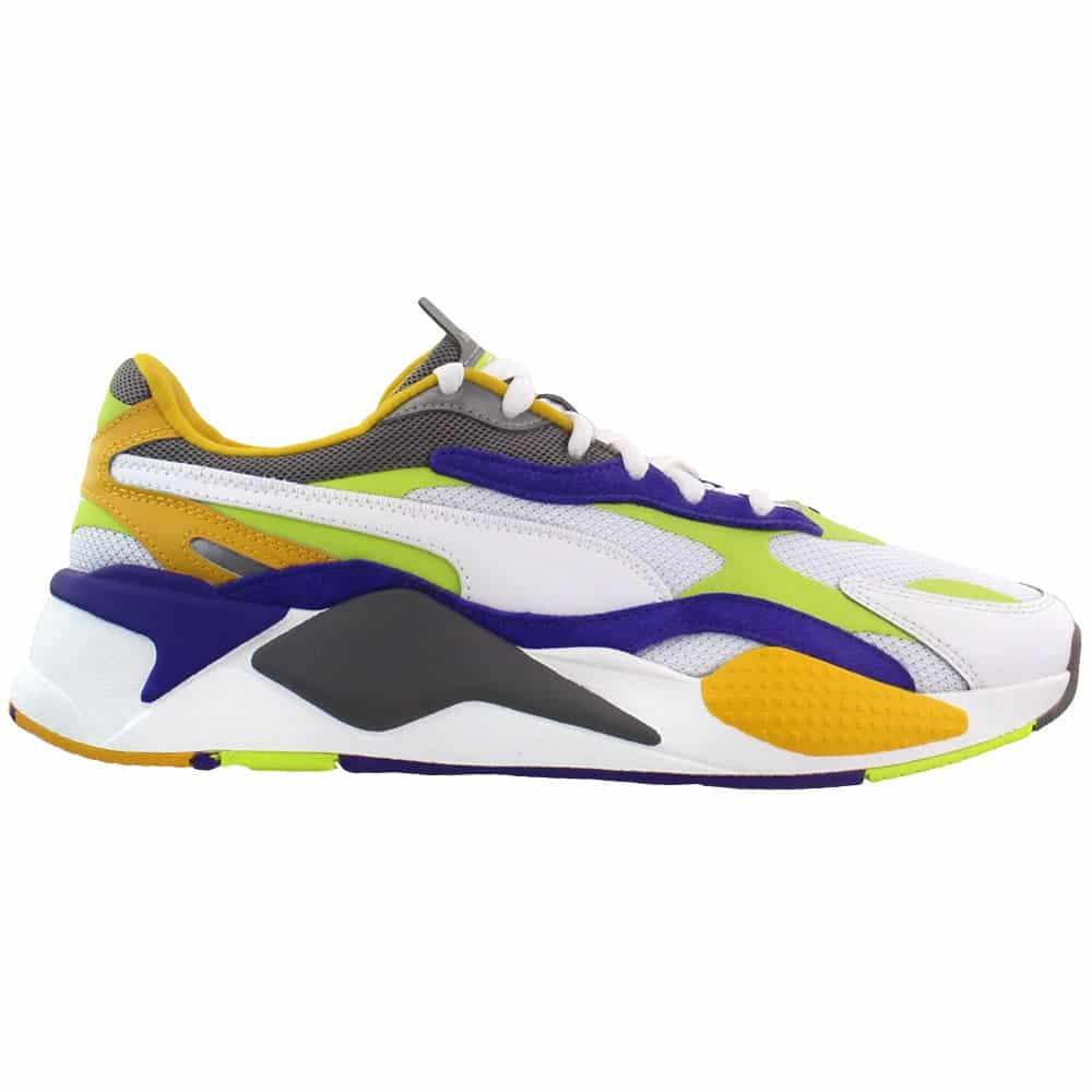 Shoebacca RS-X3 Level Up Lace Up Sneakers Review
