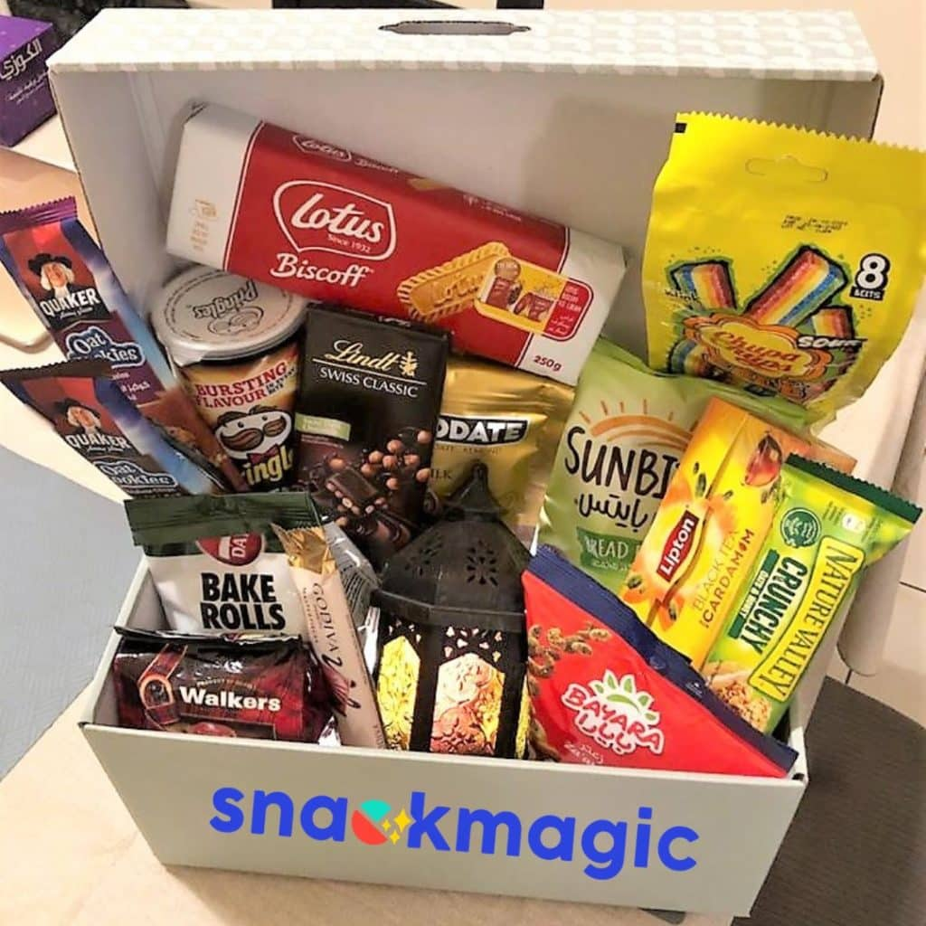 SnackMagic Review