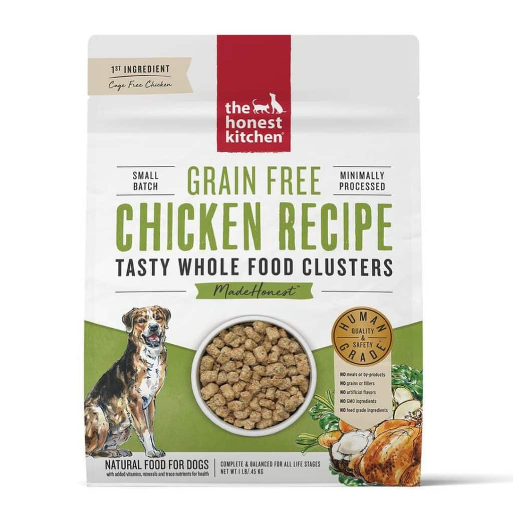 The Honest Kitchen Whole Food Clusters - Grain Free Chicken Review