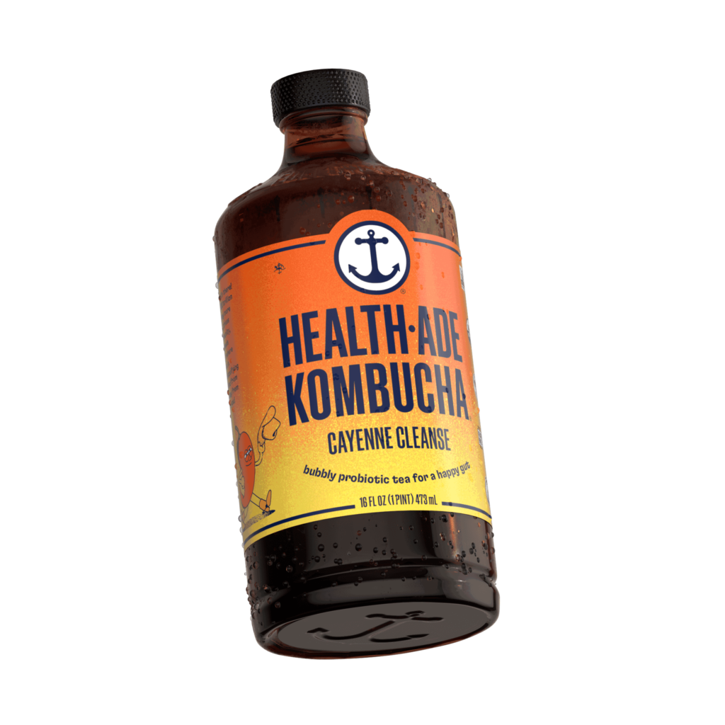 Health-Ade Cayenne Cleanse Kombucha - 12 Pack Review