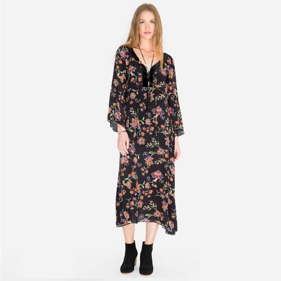 Johnny Was Luca Maxi Dress Review