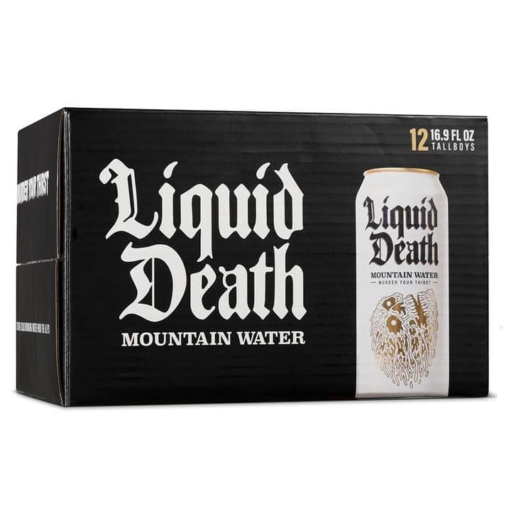Liquid Death Mountain Water Review