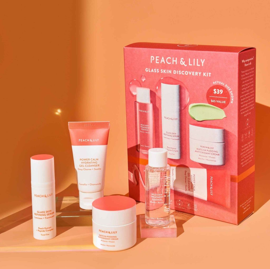 Peach & Lily Glass Skin Review