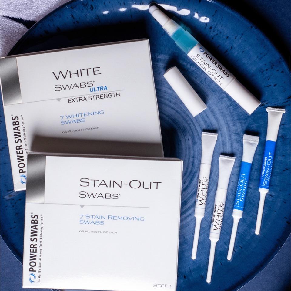Power Swabs Teeth Whitening Review