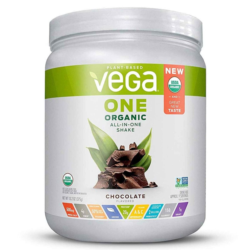 Vega One Organic All-In-One Shake Review