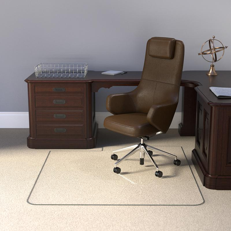 Vitrazza Glass Chair Mat Review