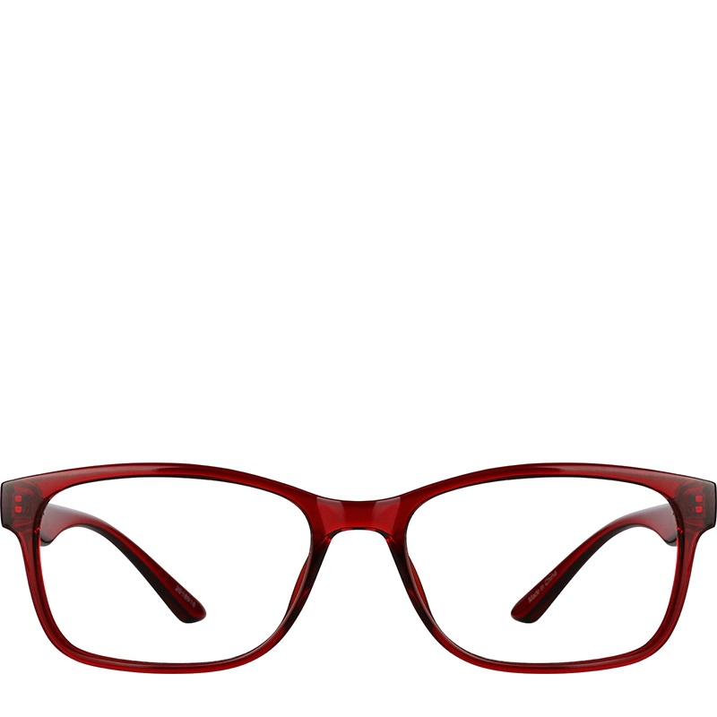 Red Rectangle Glasses 2018918