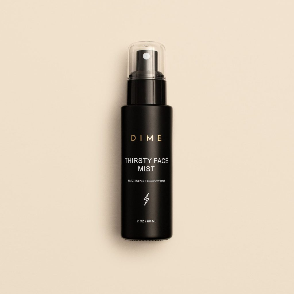 Dime Thirsty Face Mist Review