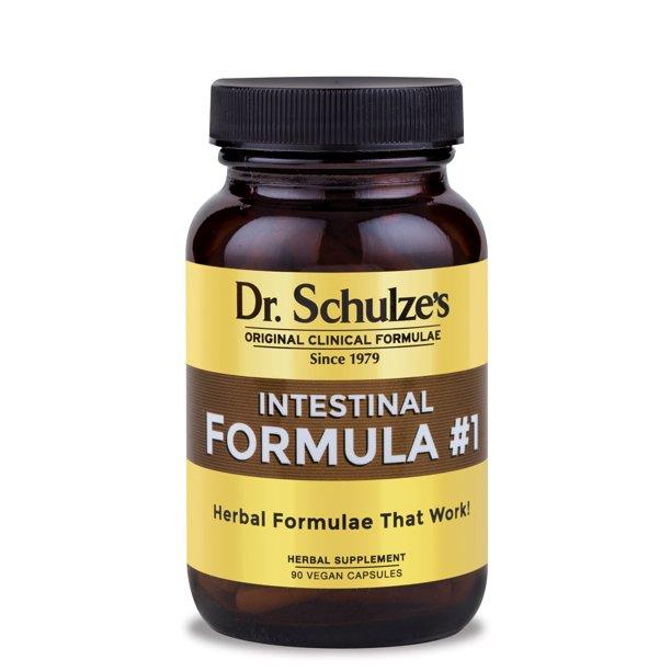 Dr. Schulze Intestinal Formula #1 Review
