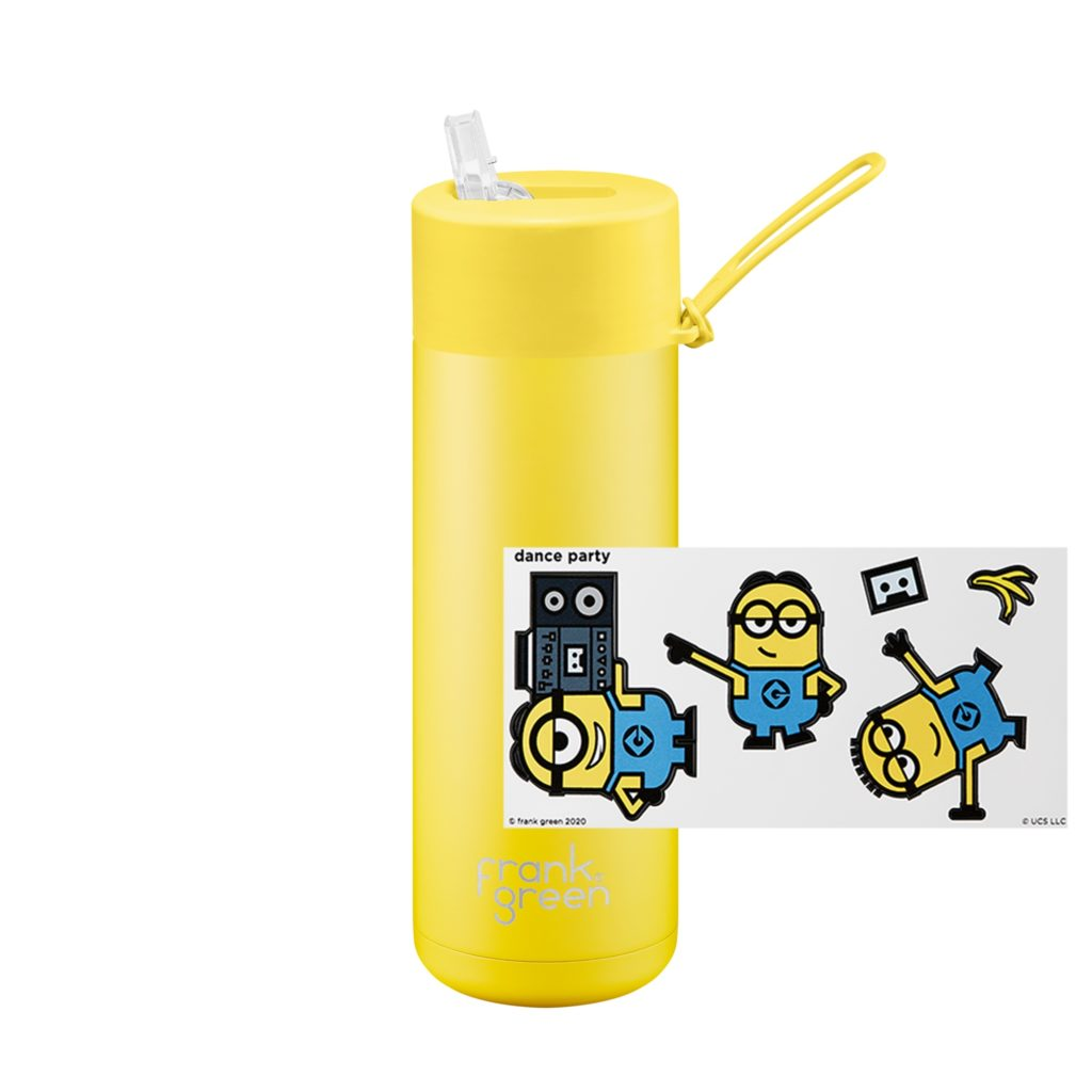 Frank Green One in a Minion Ceramic Reusable Bottle Review