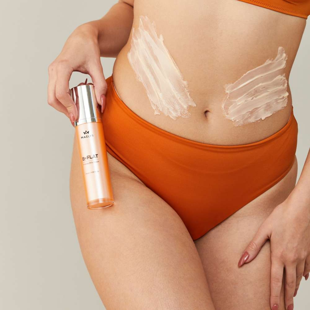 Maelys Cosmetics B-Flat Belly Firming Cream Review
