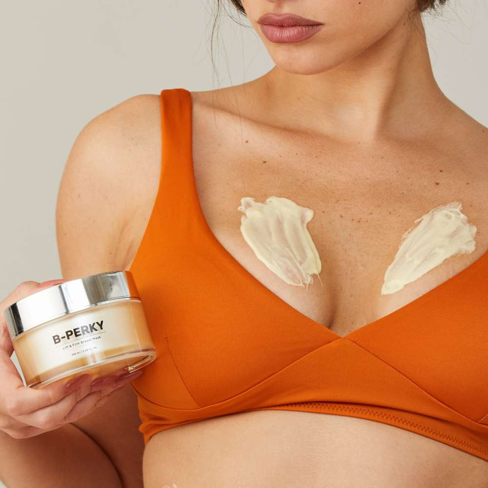 Maelys Cosmetics B-Perky Lift & Firm Breast Mask Review