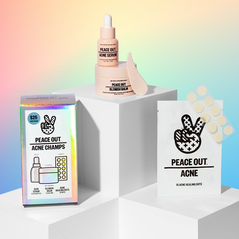 Peace Out Skincare Review