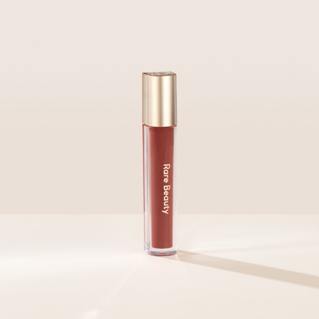 Rare Beauty Stay Vulnerable Glossy Lip Balm Review