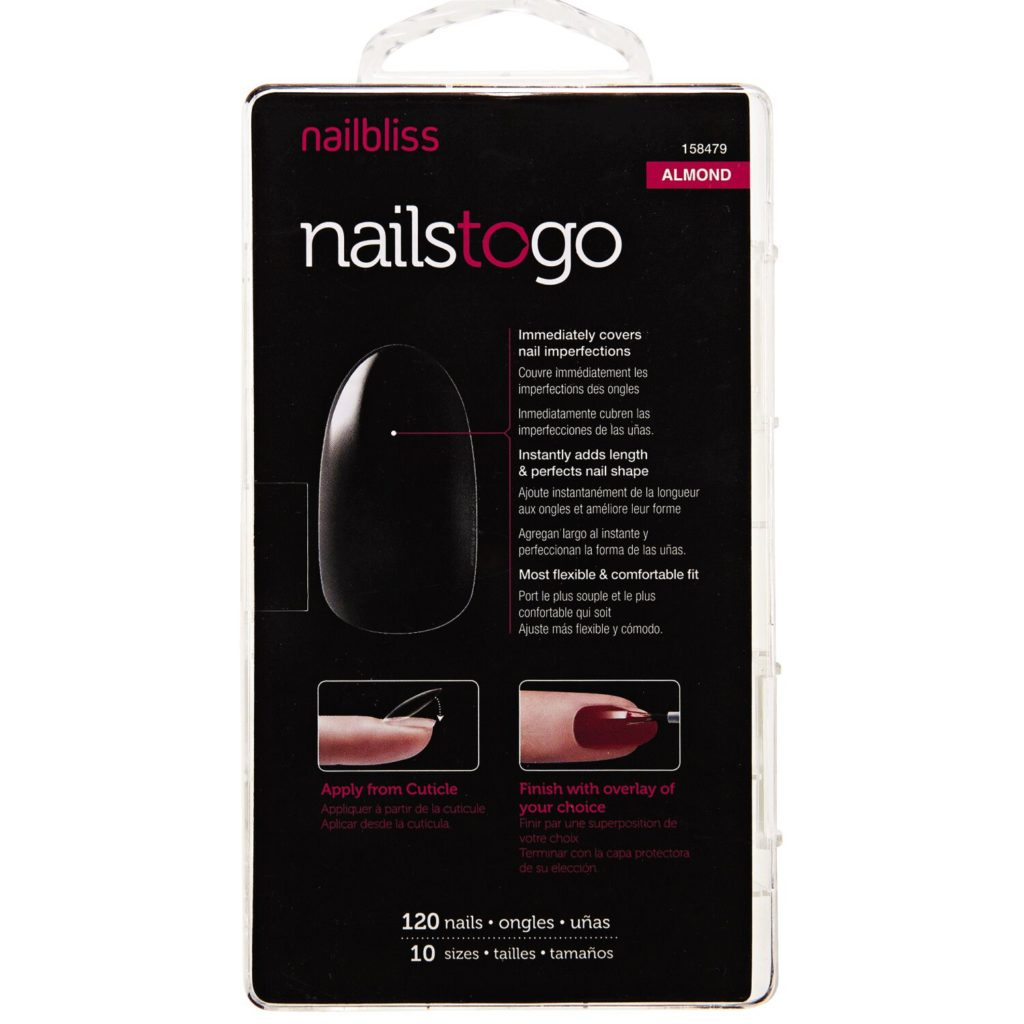 Sally Beauty Nail Bliss Nails to Go Review