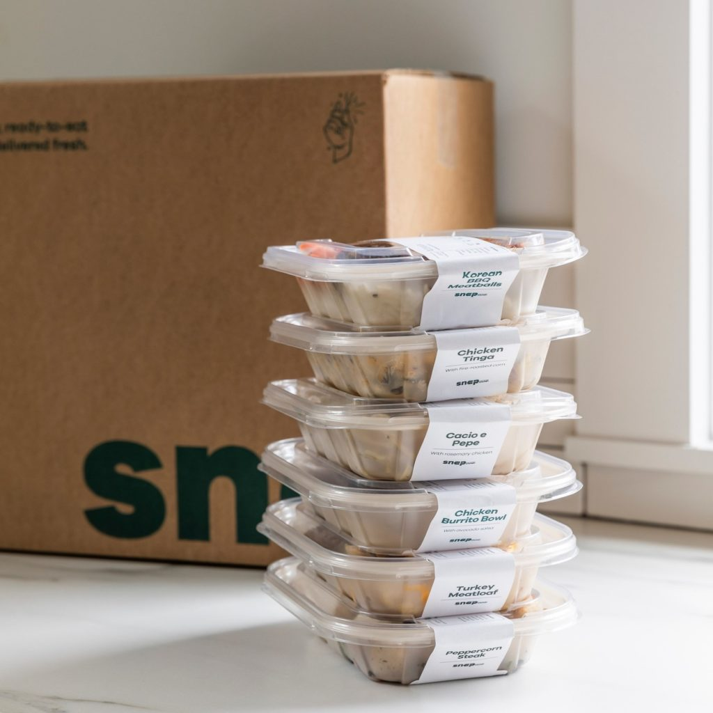 Snap Kitchen Review