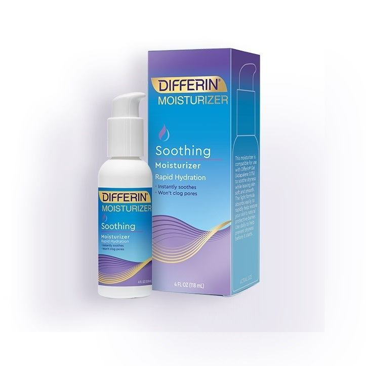 Differin Soothing Moisturizer Review