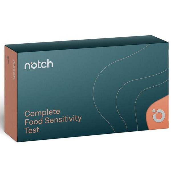 Notch Health Complete Food Sensitivity Test Review