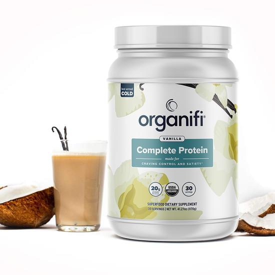Organifi Complete Protein Review