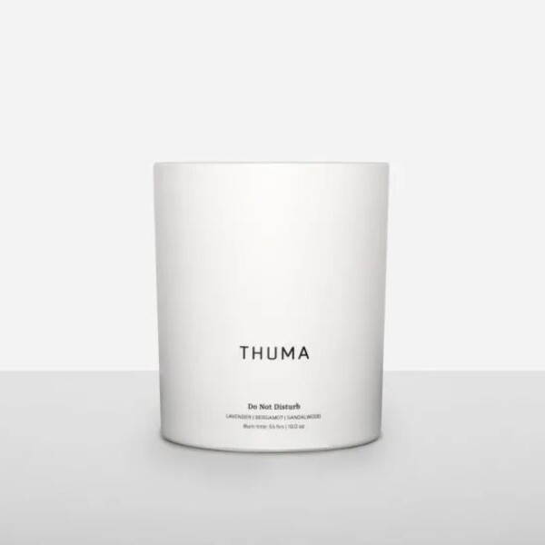 Thuma Do Not Disturb Candle Review