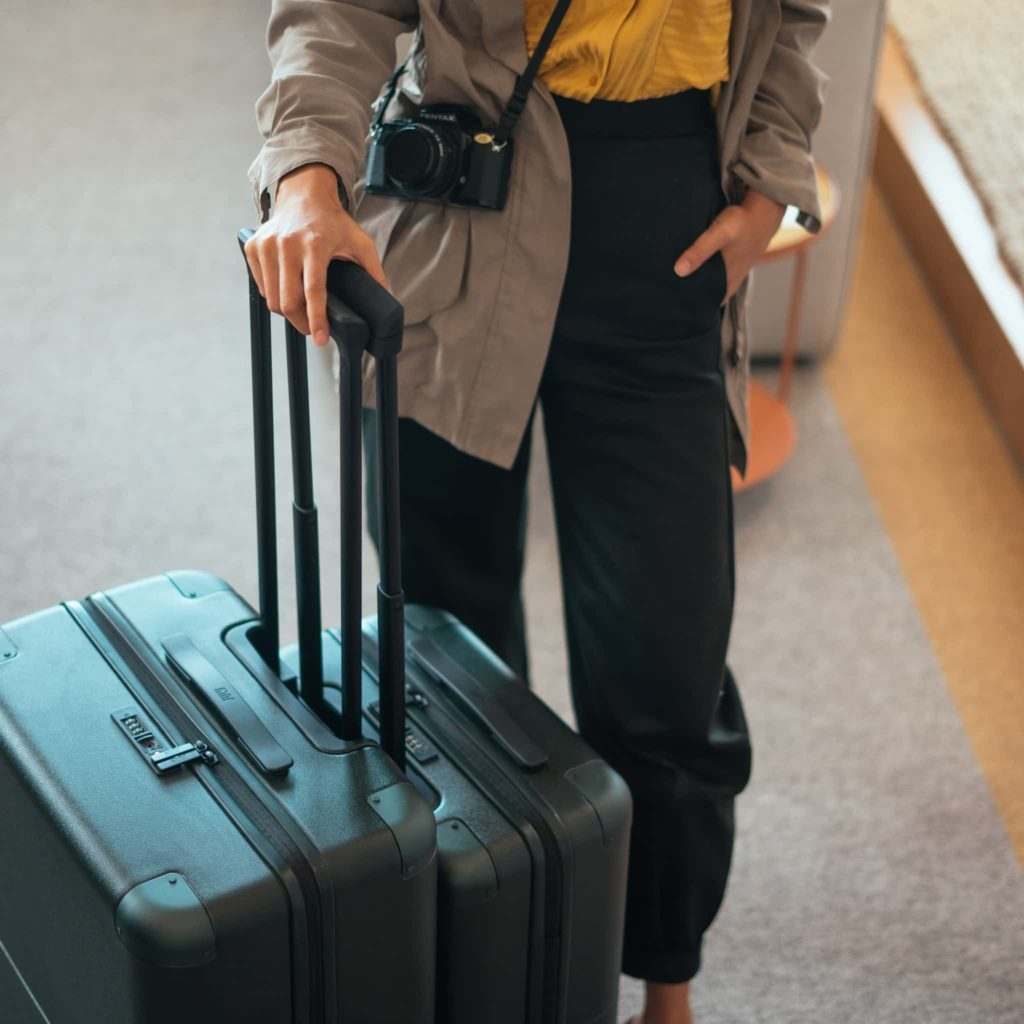 July Luggage Review