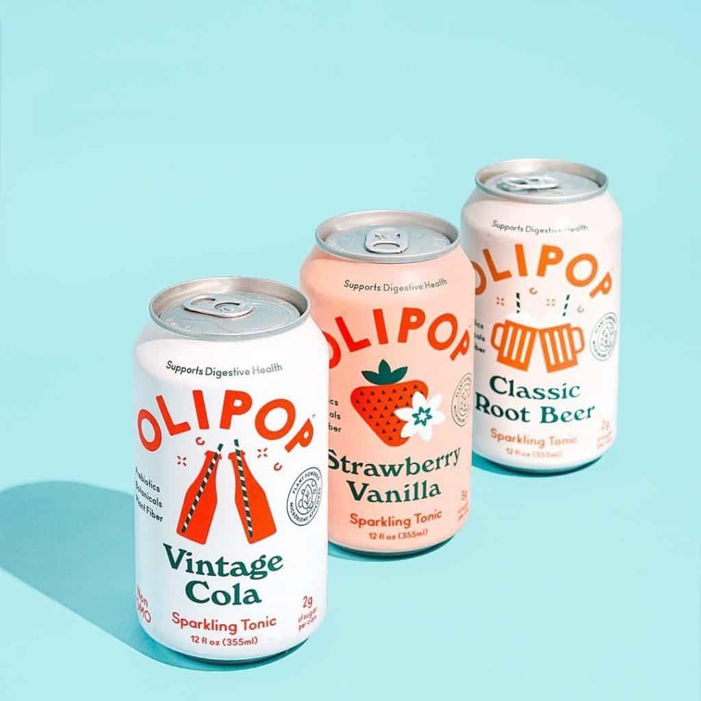 OLIPOP Soda Review
