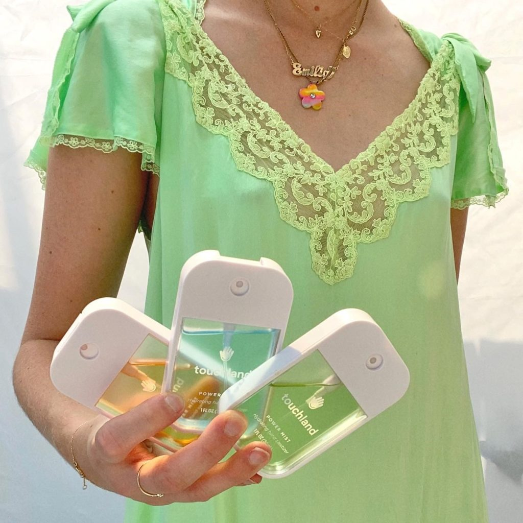 Touchland Hand Sanitizer Review